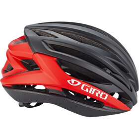 Giro Syntax MIPS Kypärä, matte black/bright red